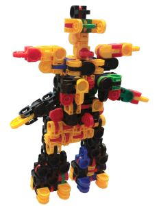 Dbolo Building Blocks Funny Plastic Deformation Mecha Series Brick Toys pictures & photos