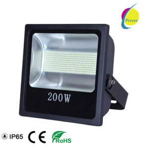 200W Ultrathin LED Floodlight for Outdoor Lighting pictures & photos