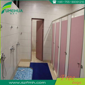 Cheap Bathroom Toilet Cubicle Door Panel and Accessories pictures & photos