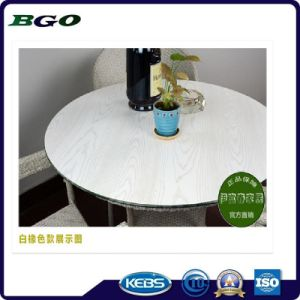 PVC Furniture Film Woodgrain Foil White Oak pictures & photos