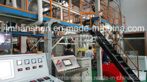 Three Layers Co-Extrusion for Shrink Film Making Machine pictures & photos