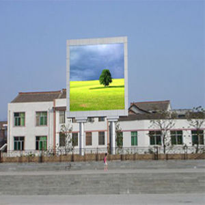 Outdoor P5 LED Display