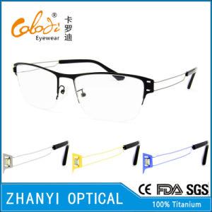 Latest Design Beta Titanium Eyeglass (8308) pictures & photos