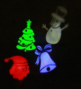 Multi 12PCS Slides Landscapke LED Light Show Holiday pictures & photos