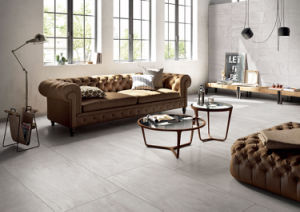 Japanish Style New Cement Grey Color Tiles for Flooring pictures & photos