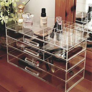 Store Acrylic Display Stand for Cosmetic, Acrylic Display Box pictures & photos