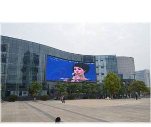 Full Color Outdoor SMD LED Display board pictures & photos
