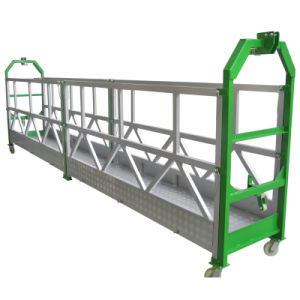 Zlp800 Painted Steel Suspended Platform pictures & photos