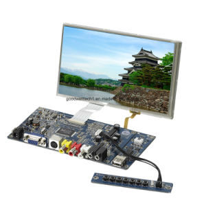 Touch 7 Inch Digital Open Frame LCD Module pictures & photos