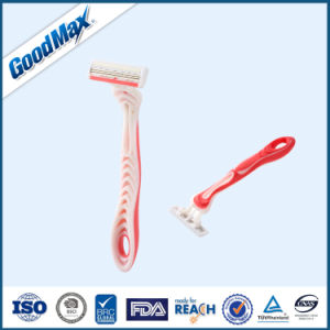 Disposable Ladies Razor Women Razor (SL-3035) pictures & photos
