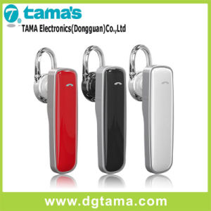 Light Weight Comfortable Wireless Bluetooth Earphone with Shinning Surface Treatment