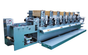 Hotsale Label Printing Machine Made in China pictures & photos