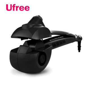 Ufree Automatic Steam Hair Curler for Hair Curling pictures & photos