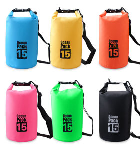 Outdoor 500d PVC Drifting Waterproof Ocean Pack Dry Bag pictures & photos