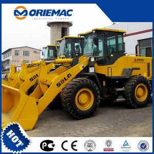 Sdlg Brand New 5 Ton Front Wheel Loader (LG956L) pictures & photos