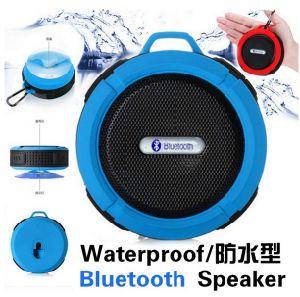 5W Subwoofer Waterproof C6 Outdoor Sport Splashproof Bluetooth Speaker pictures & photos