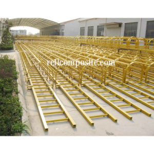 Chemical Resistance FRP/GRP/Fiberglass Cat Ladder pictures & photos