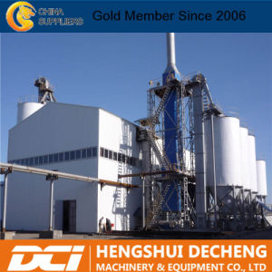 High Quality Gypsum Powder Production Line (vertical or Rotary Kiln) pictures & photos