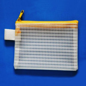 Durable Fashion PVC Net Stationery Bag pictures & photos
