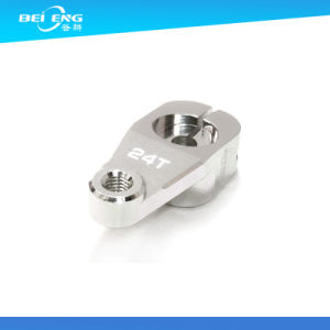 Professional Manufacturer Metal Dovetail Milling Specification Parts with CNC Aluminum Machine pictures & photos