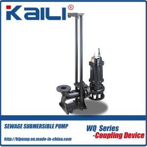 6Hz WQ Non-Clog Submersible Sewage water pump pictures & photos