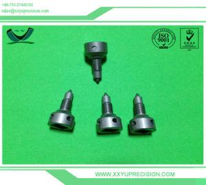 Swiss Machining Copper Steel Plastic Metal Titanium Aluminum Precision CNC Machine Parts pictures & photos