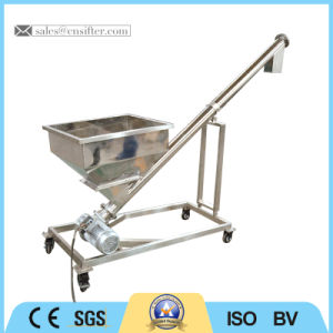 Powder or Pellet Auger Conveyor in Food Industry pictures & photos