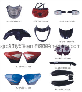 Motorcycle Body Parts for Speed150 with High Quality