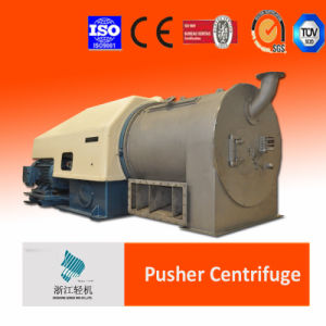Salt Refining Two Stages Pusher Centrifuge pictures & photos