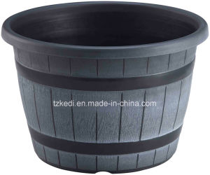 10-16 Inch Barrel Planter (KD7101P-KD7104P) pictures & photos