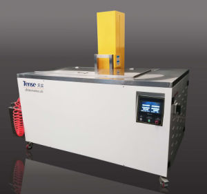 Tense Ultrasonic Cleaning Machine with Filter, Agitation, Lifting Platform (TS-UD200) pictures & photos