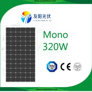 320W High Efficiency Mono Photovoltaic Solar Panel pictures & photos