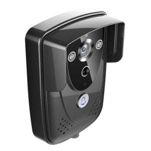 Newest Outdoor Camera Big Screen Monitor Video Door Phone Doorbell pictures & photos