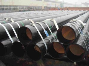 ERW Steel Pipe API5l/ASTM A53 Grb/Q235/Ss400 pictures & photos