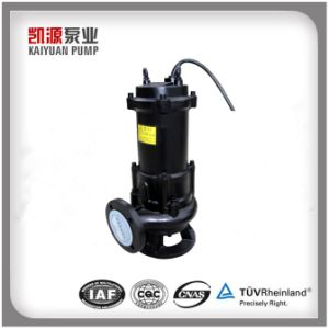 Wq Self Cooling Submersible Sewage Pump pictures & photos