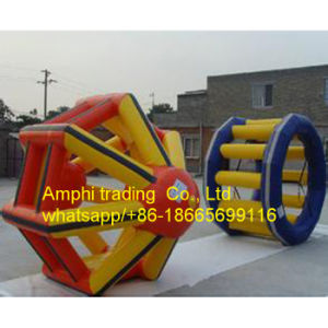 Entertainment Inflatable Water Walking Wheel for Sale/Giant Roller Water/Ball pictures & photos