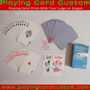 Professional Printing Poker Card pictures & photos