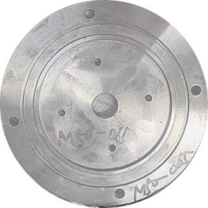 Coupling Flange for Traction Motor pictures & photos