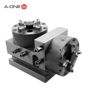 Erowa Double Pneumatic Square Block for 4 Jaw Chuck 3A-100028 pictures & photos