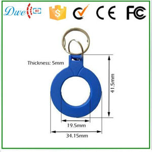 Shenzhen Factory Low Cost Access Control Keyfob Tags pictures & photos