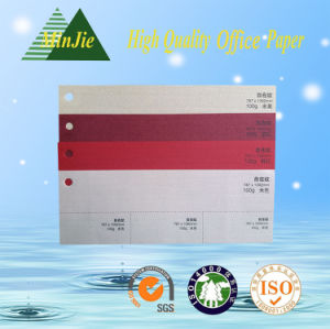 Special Color Embossed Paper for Greeting Card and Invitation Letter Envelope