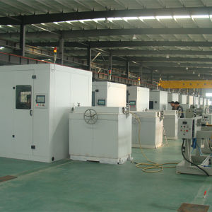 Double Decker Rubber Hose Wire Braiding Machine pictures & photos