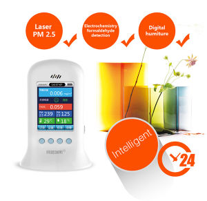 Non Contact Thermometer Pm1/2.5/10 Meter with Ce pictures & photos