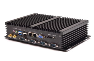 Wireless Intel 1037u Industrial Mini PC with Four COM Ports (JFTC1037UI) pictures & photos