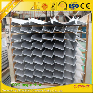 Aluminium Extrusion T Profile for Facade Wall Decoaration pictures & photos