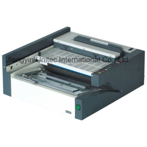 Chinese Hot Selling Office Book Glue Binding Machine Perfect Binder GB-6210 pictures & photos