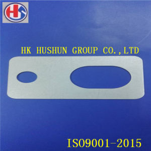 Galvanized Sheet Stamping Parts, Mounting Bracket (HS-PB-007) pictures & photos
