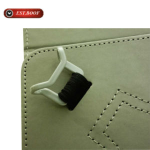 Stand Flip Cover Print Flora Leather Tablet Case for iPad pictures & photos