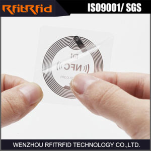 UHF Printable NFC Tag pictures & photos