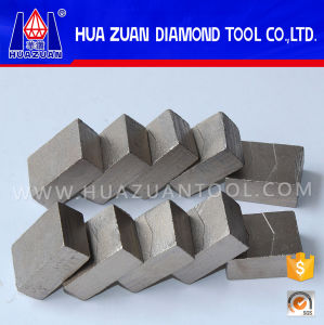 Diamond Segment for Cutting Granite 3500mm Saw Blade pictures & photos